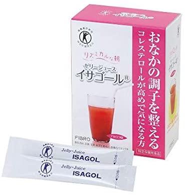 フィブロ製薬のゼリージュース イサゴール買うなら楽天とAmazonどっち?