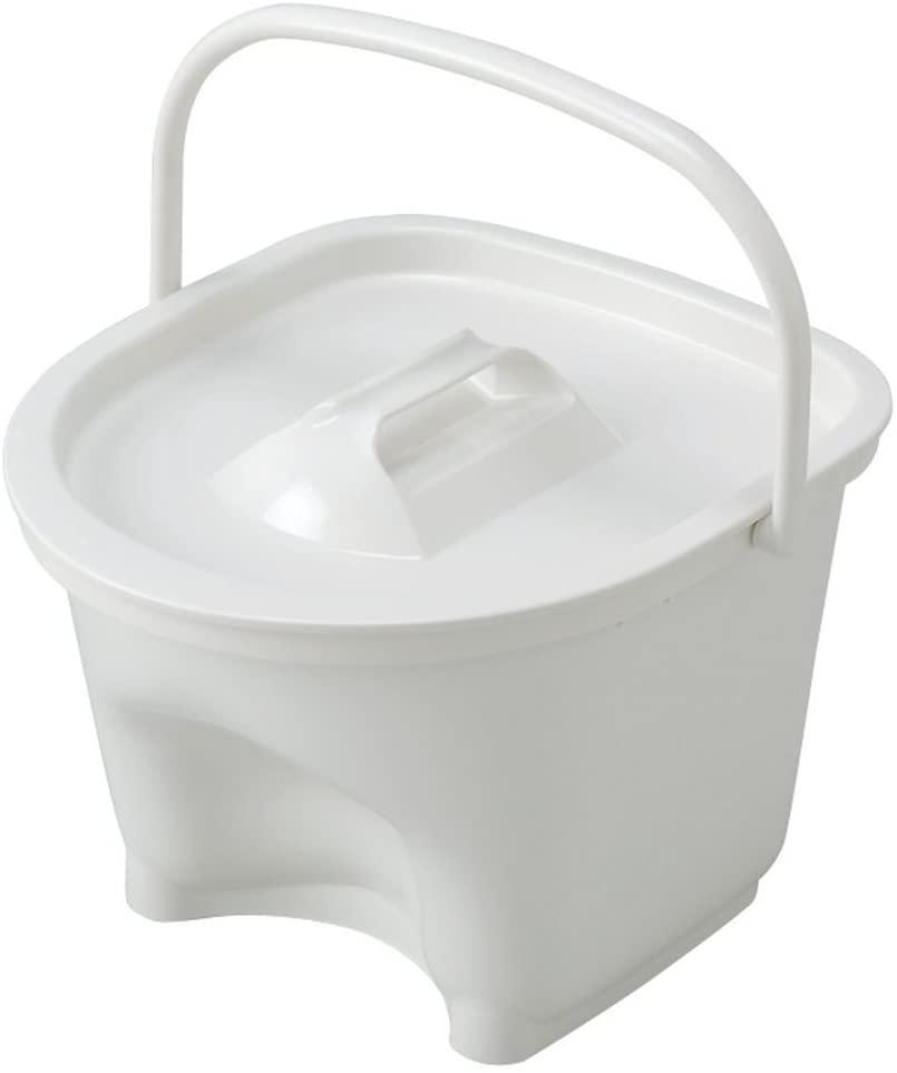 安寿のポータブルトイレ用バケツ買うなら楽天とAmazonどっち?
