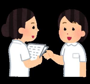 介護施設における介護スタッフの夜勤内容