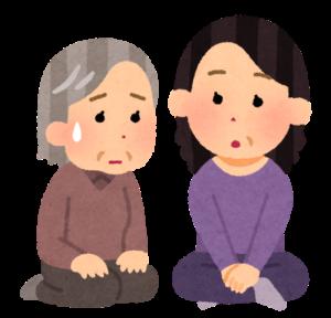 高齢者の虐待問題