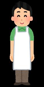 介護支援専門員の服装例 (男性用)