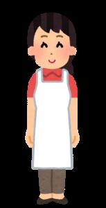 介護支援専門員の服装例 (女性用)