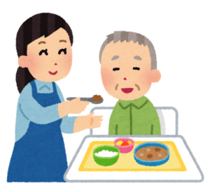 まずはおさえよう!高齢者の食事の特徴