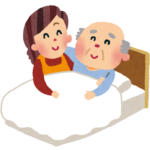 介護ベッドのサイズはどれぐらい?4畳半の部屋でも大丈夫?