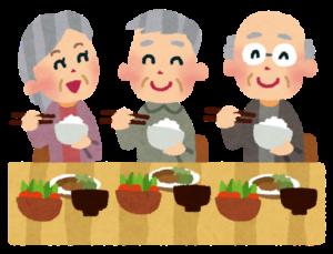 嚥下食の必要性を説明