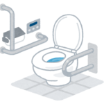 【初心者必読】介護技術入門!トイレ介助の方法・注意点は?