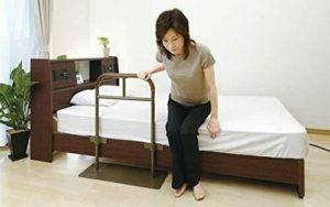 リッチェルのベッド用手すり しんすけ ST買うなら楽天とAmazon