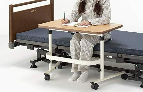 フランスベッドのFB自立支援テーブル60買うなら楽天とAmazonどっち?