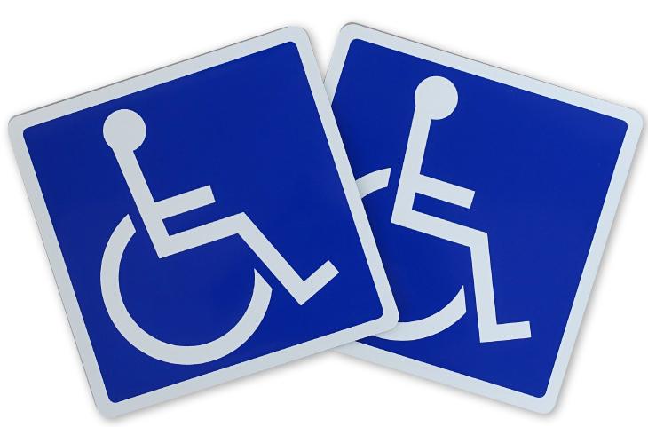 車椅子 国際シンボルマーク買うなら楽天とAmazonどっち?
